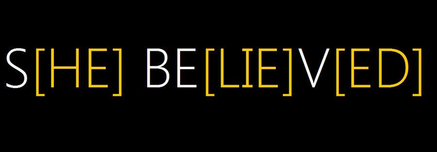she believed he lied